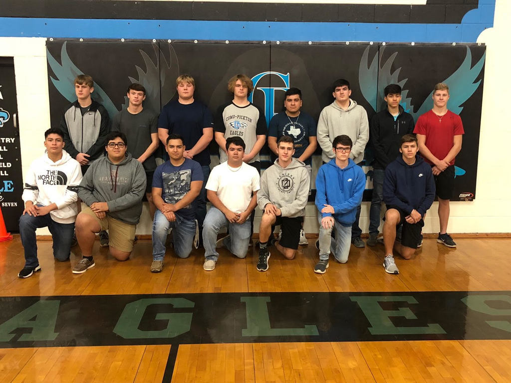 Academic All District Football Players
