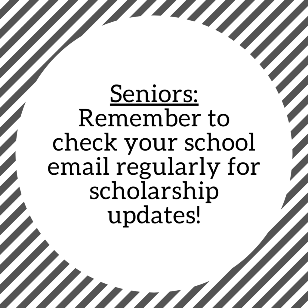 senior scholarships