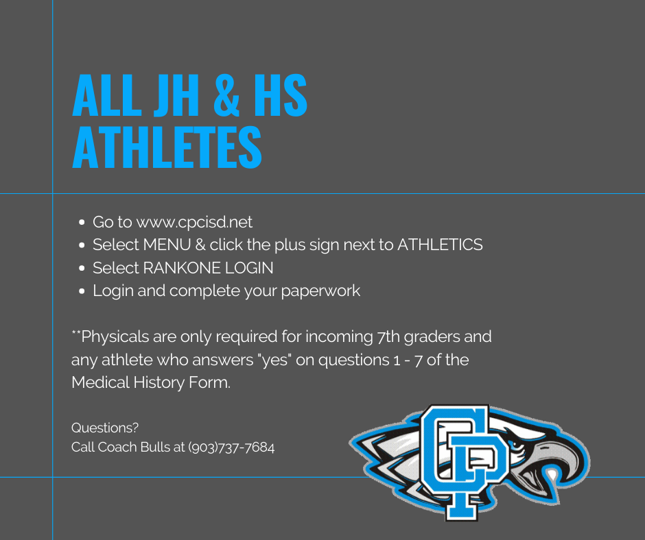 JH & HS Athletics