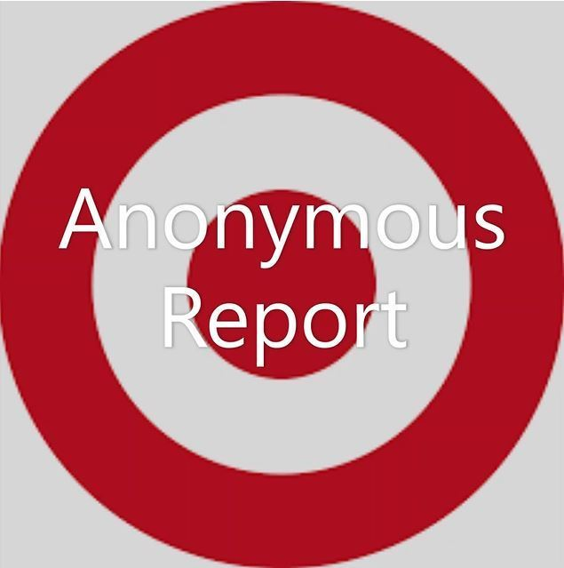 Make an Anonymous Report